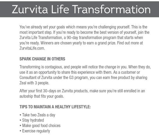 life transform