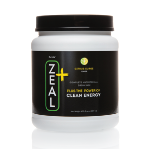 Zurvita's high-energy nutritional drink mix solution