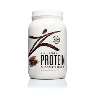 Zurvita Protein offers 25 grams of whey protein isolate.